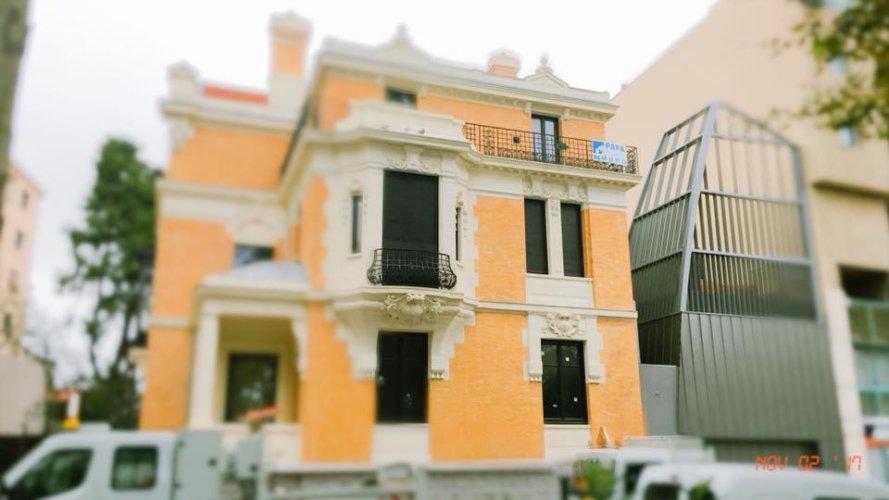 Intelligence & confort sur une maison de maître à Narbonne